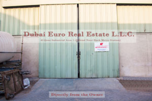 WAREHOUSE AL QUOZ 1